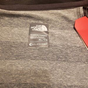 The North Face Tops - NWT The North Face Flashdry Open Back Athletic Tee
